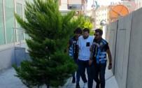 (Özel) İstanbul Trafiğinde 'Slalom' Yaparak Terör Estiren Maganda Yakalandı