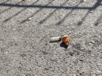 (Özel) Okul Önünde Pompalı Maganda Dehşeti