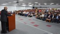 AZİZ SANCAR - Rektör Prof. Dr. Sedat Murat, Birinci Sınıf Öğrencileri İle Buluştu