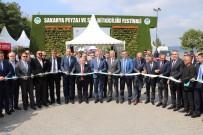 TÜRKIYE ZIRAAT ODALARı BIRLIĞI - Süs Bitkiciliği Festivali Başladı