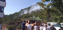 KENT ORMANI - Tokat'ta, Orman Yangını Büyümeden Söndürüldü
