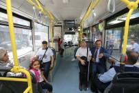 TOPLU ULAŞIM - Toplu Taşımada Engellilere Uyumluluk Arttırılacak