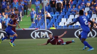 Trabzonspor, Getafe'ye yenildi