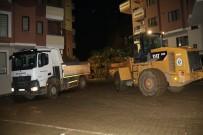 RİZE BELEDİYESİ - 160 Kamyon Toprak Çıktı, Araçlar Hala Meydana Çıkmadı