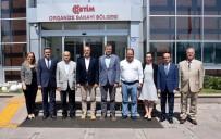 ORHAN AYDIN - Antalya OSB Teknopark İle OSTİM Teknopark'tan Örnek İşbirliği