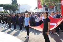 Atatürk'ün Gelibolu'ya Gelişinin 91. Yıl Dönümü Kutlandı