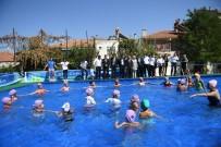 Balıkesir Büyükşehir 15 Bin Çocuğa Yüzme Eğitimi Verdi