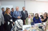 Bursa'da 5 Bin Kadın Ve Genç Bu Merkezde Meslek Eğitimi Alacak