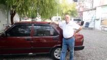 Çalınan Otomobiline 4 Yıl Sonra Kavuştu