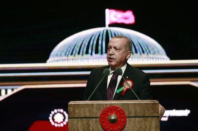 Cumhurbaşkanı Erdoğan Adli Yıl Açılış Töreni'nde konuştu