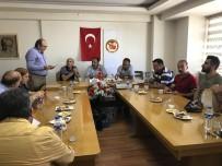 İNTERNET YASASI - DAGC Başkanı Özsoy, Yerel Basının Sıkıntılarını Dile Getirdi