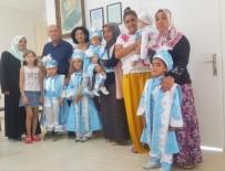 Foçalı Muhtar Mahallesinin Çocuklarını Sünnet Ettirdi