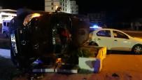 Göçmenleri Taşıyan Araç Düğün Salonu Otoparkına Girdi Açıklaması 14 Yaralı