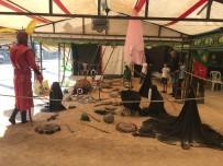 Iğdır'da 'Kerbela'dan Bir Esinti' Çadırı