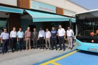 MEHMET ÖZGÜR - Manisa'da İlçe Otobüsleri Yeni Yerinde Hizmet Veriyor