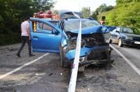 Ordu'da Zincirleme Trafik Kazası Açıklaması 1 Ölü, 1 Yaralı