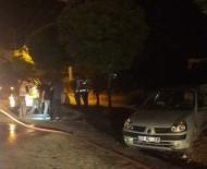 Otomobiller Çarpıştı Açıklaması 5 Yaralı