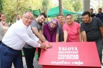 Özel Çocuklardan 'Bir El, Bin Pati' Projesi