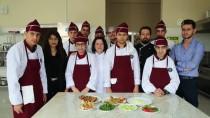 Özel Öğrencilerin Yemek Yapma Eğitimi