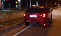 Polisin 'Dur' İhtarına Uymadı Kaza Yaptı Açıklaması 2 Yaralı