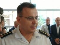 İBRAHIM GÜVEN - Samsun Jandarma Komutanı İbrahim Güven Göreve Başladı