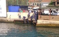 SARIYER ÇAYIRBAŞI - Sarıyer'de Denizde Erkek Cesedi Bulundu