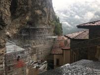 SÜMELA MANASTIRI - Sümela Manastırı'ndaki Yapılar Korumaya Alındı