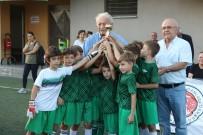 TÜRFAD 1. Geleneksel Futbol Turnuvası Sona Erdi
