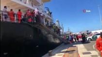 KANARYA ADALARı - Türk Denizciler, Kanarya Adaları Açıklarında 24 Mülteciyi Kurtardı