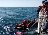 'Umut' yolculukları lastik botta son buldu