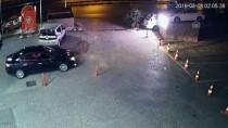 KıSıKLı - Üsküdar'da Büfeden Hırsızlık