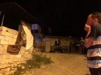Yayladağı'nda Tek Katlı Evde Çıkan Yangın Korkuttu