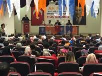 AK Parti Bağlar İlçe Danışma Meclisi Toplantısı Yapıldı
