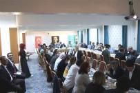 YONCALı - ASKOM Bölge Toplantısı Kütahya'da Gerçekleştirildi
