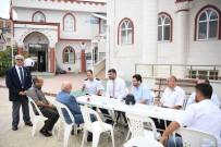 MEHMET DEMIR - Başkan Kocaman Gazilerle Bir Araya Geldi