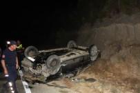 Cenaze Dönüşü Kaza Açıklaması 4 Yaralı