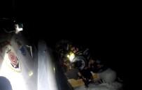 Edremit, Gömeç Ve Ayvalık'ta 178 Düzensiz Göçmen Yakalandı