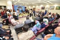 Fidanlar Ve Çınarlar 'Dünya Alzheımer Günü'nde Buluştu