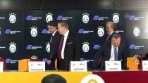YUSUF GÜNAY - Galatasaray'a Yeni Sponsor