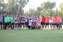 LÜTFÜ SAVAŞ - Hatayspor, Akhisarspor Maçı Hazırlıklarını Sürdürdü