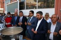AŞURE GÜNÜ - Hekimhan Belediyesi,3 Bin Kişiye Aşure Dağıttı