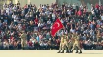 Jandarma Uzman Erbaş Adayları Terörle Mücadele İçin Yemin Etti