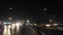 KERBELA - Yolcu otobüsü patladı: 12 ölü