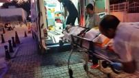 Konya'da Tarla Yolunda ATV Devrildi Açıklaması 2 Yaralı