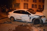 Malatya'da Trafik Kazası Açıklaması 4 Yaralı