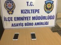 Mardin'de Cep Telefonu Çalan Kadın Hırsız Tutuklandı