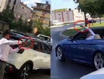 MAL VARLIĞI - Sefaköy'de düğün konvoyunda terör estiren 6 maganda tutuklandı