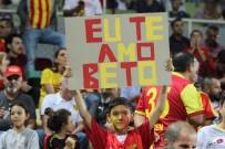 MEHMET METIN - Süper Lig Açıklaması Göztepe Açıklaması 0 - İttifak Holding Konyaspor Açıklaması 0 (İlk Yarı)