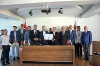 Trakya Üniversitesinden Kamu-Sanayi-Üniversite İş Birliğine Önemli Destek