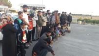 SRI LANKA - Uygulama Alanlarında 100 Kaçak Göçmen Yakalandı